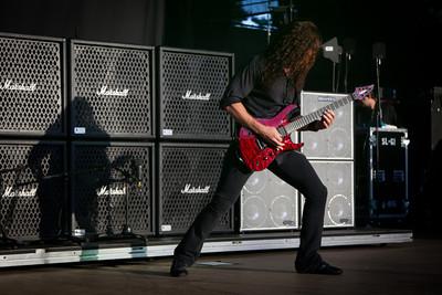 Megadeth  7/10/2011, Rockstar Mayhem Festival, Mt View  My portfolio at http://www.skaffari.fi  On Facebook http://www.facebook.com/Miikka.Skaffari.Photography