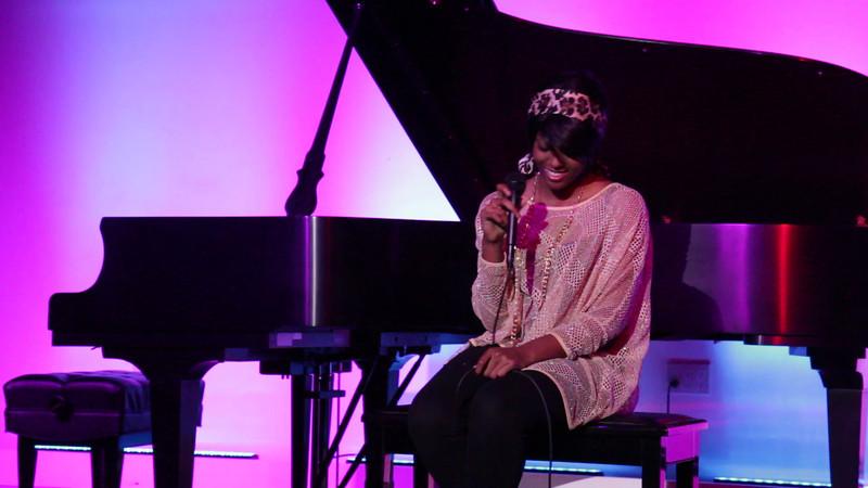 """Landslide""<br /> <br /> performed by Megan Rose<br /> written by Stevie Nicks<br /> original song by Fleetwood Mac (1975)"