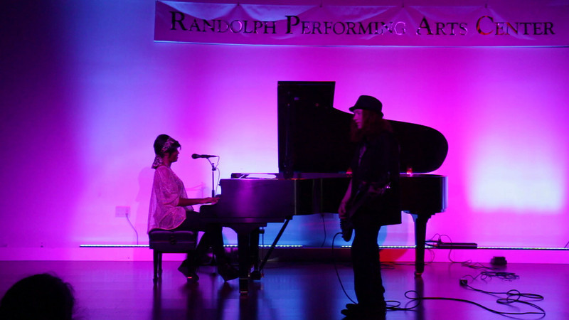 """""""Stay""""<br /> <br /> performed by Megan Rose and Kyle<br /> written by Mikky Ekko, Justin Parker<br /> original song by Rihanna (2013)"""