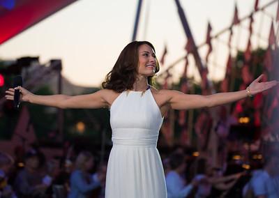 Laura Benanti, National Memorial Day Concert