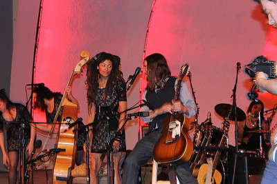 Valerie June and Luther Dickinson
