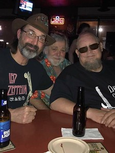 Steve Forrester, James Flynn and Steve Ingle @Neil's Bar and Grill (8/18/19)
