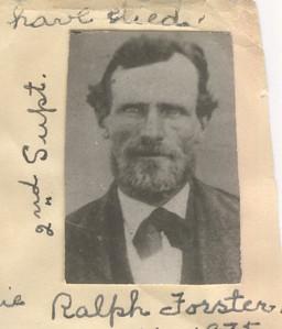 GHMC032-3 Ralph Forster SS Superintendent 1866-1875