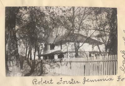 GHLR04-2 Robert Forster, Jemima Forster home 1940