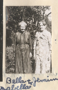 GHMC065-4 Isabella & Jemima Forster 1947
