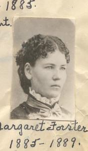 GHMC034-15 Margaret Forster 4th MIA President 1885-1889