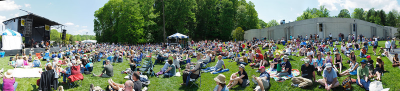Lost Bayou Ramblers on the Americana Stage @ Merlefest 2011