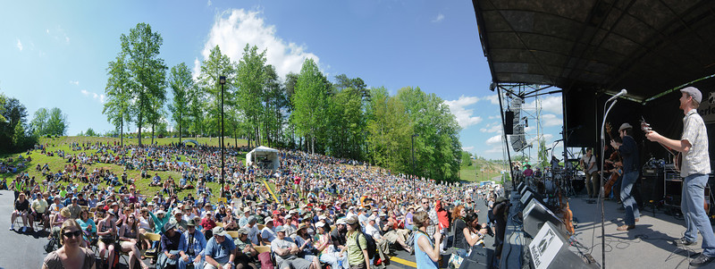 Scythian on the Hillside Stage @ Merlefest 2011