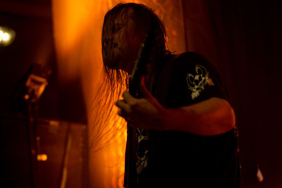 Meshuggah, 5/6/2012, The Fillmore, San Francisco