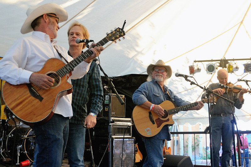 Michael Hearne, Bob Livingston, Tommy Alverson, Don Richmond