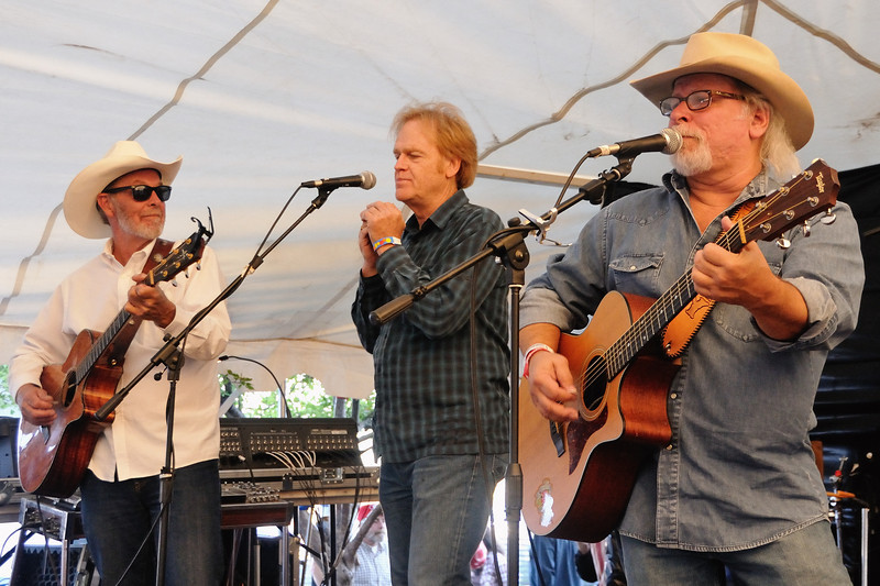 Michael Hearne, Bob Livingston, Tommy Alverson