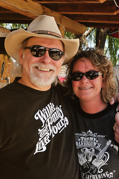 Tommy Alverson and Amy Carol