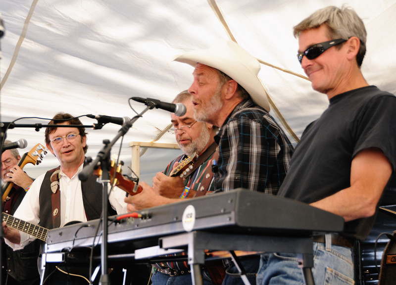 Shake Russell, Doug Floyd, Michael Hearne, Jimmy Stadler