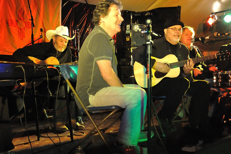 Michael Hearne, Delbert McClinton, Gary Nicholson, Tom Hambridge
