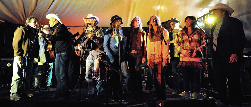 Barndance Allstar Band Jam