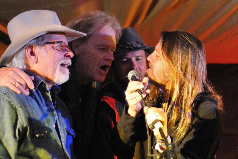 Tommy Alverson, Bob Livingston, Jed Zimmerman, Walt Wilkins