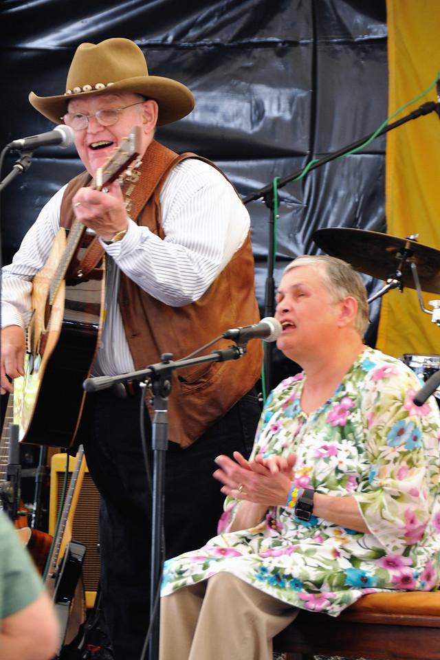 Bill and Bonnie Hearne