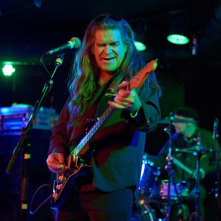 Michael Katon & The HellTown Blues Band
