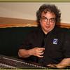 """Marcello on the sound deck...with a tie! """"Molto Bello!"""""""