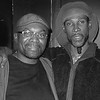 Vaughn Benjamin (right) Midnite lead singer