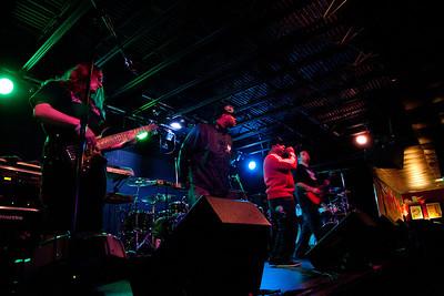Midwest Avengers @ Firebird/ St. Louis, MO (9/18/12)