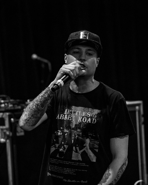 Midwest Hype opening for Sublime with Rome at the Old National Centre in the Egyptian Room. © Vasquez Photography 2020