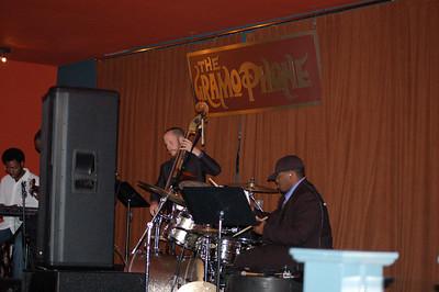 Midwest Jazz Quartet @ Gramophone 10.6.09