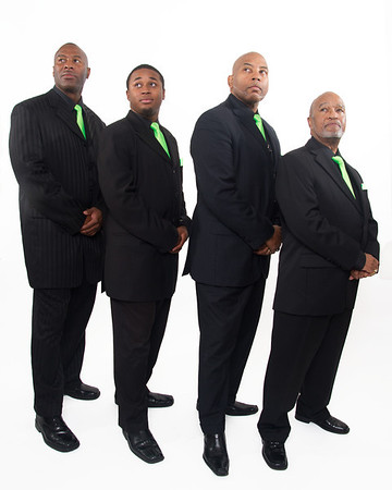 Mighty Men of Faith Grace Album