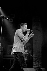 2am Club performs at Bogart's Wednesday opening for Mike Posner