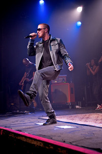 Mike Posner performs at Bogart's Wednesday