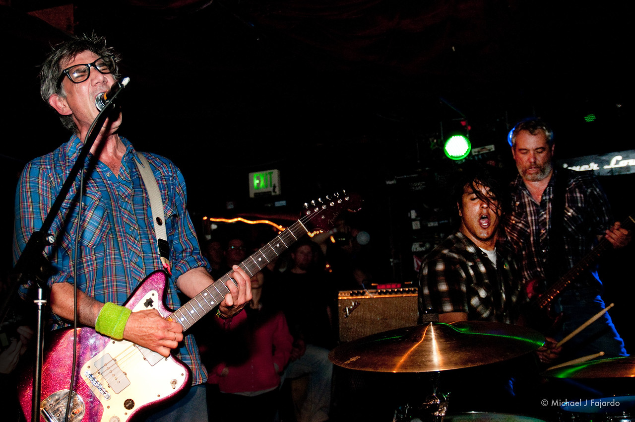 Mike Wat and The Missingmen Larimer Lounge Denver, CO  April 22, 2011