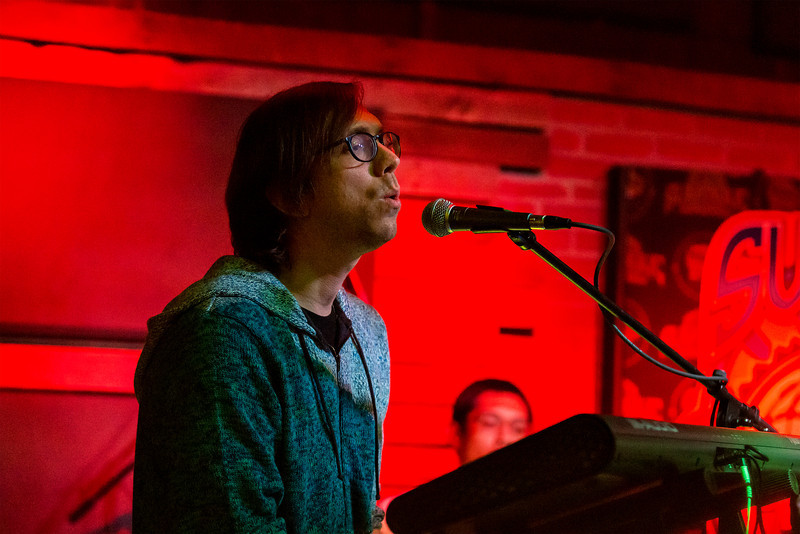 Milagres at the Do317 Lounge Indianapolis, IN January 18,2014