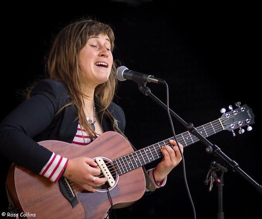 Mimi Gilbert at Tennyson St 2014