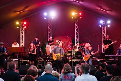 Miochael Stanley & The Resonators in Twinsburg 7/10/2015