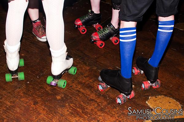 Maine Roller Derby
