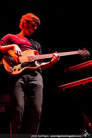 Mission UK - The Happy Hollows - at Club Nokia - Los Angeles, CA - September 10, 2013