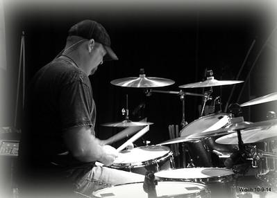 Mitch Gordon n the Unleaded Band