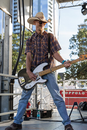 Mitch Webb and the Swindles @ Fun, Fun, Fun Fest