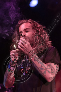 WEST HOLLYWOOD, CA - NOVEMBER 13:  Rapper Mod Sun performs at The Roxy Theatre on November 13, 2012 in West Hollywood, California.  (Photo by Chelsea Lauren/WireImage)