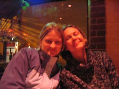 Brooke and Melanie