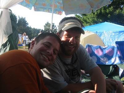 Matt and Brad