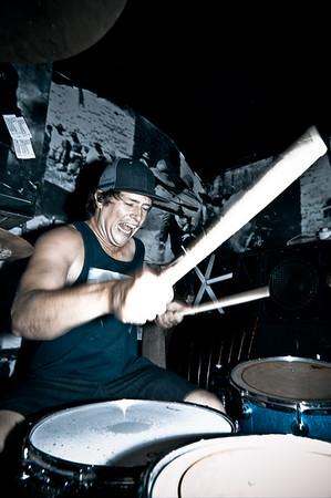 Monahan drumming