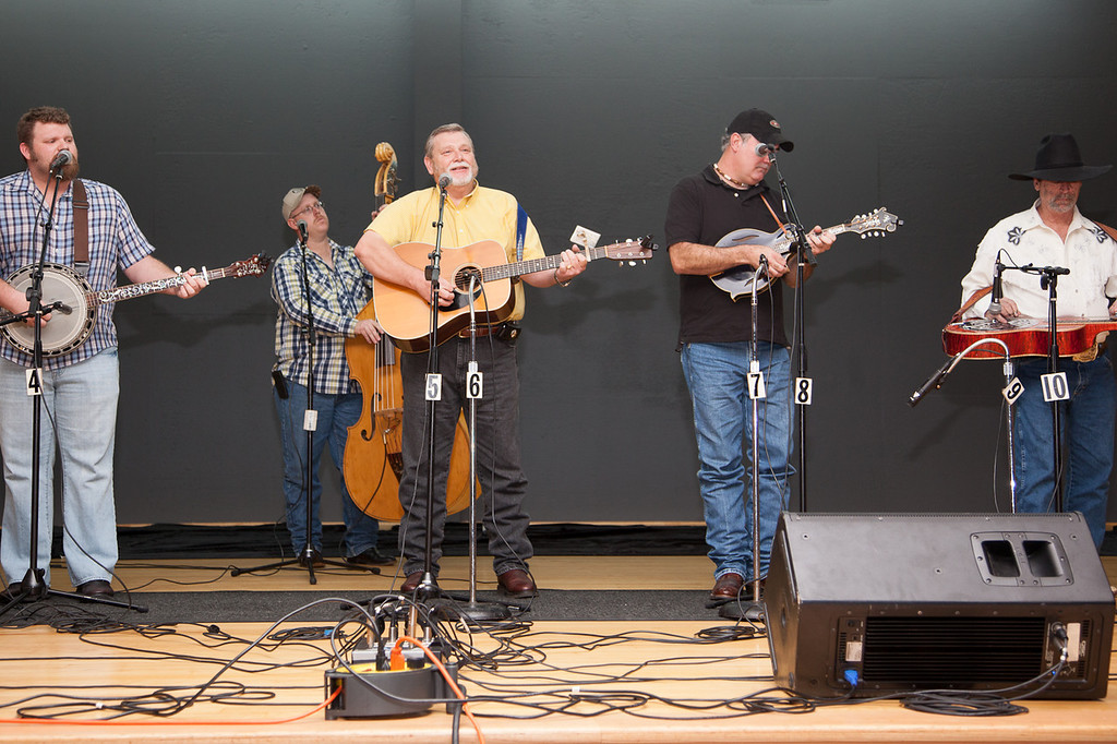 Sabine River Bluegrass Band