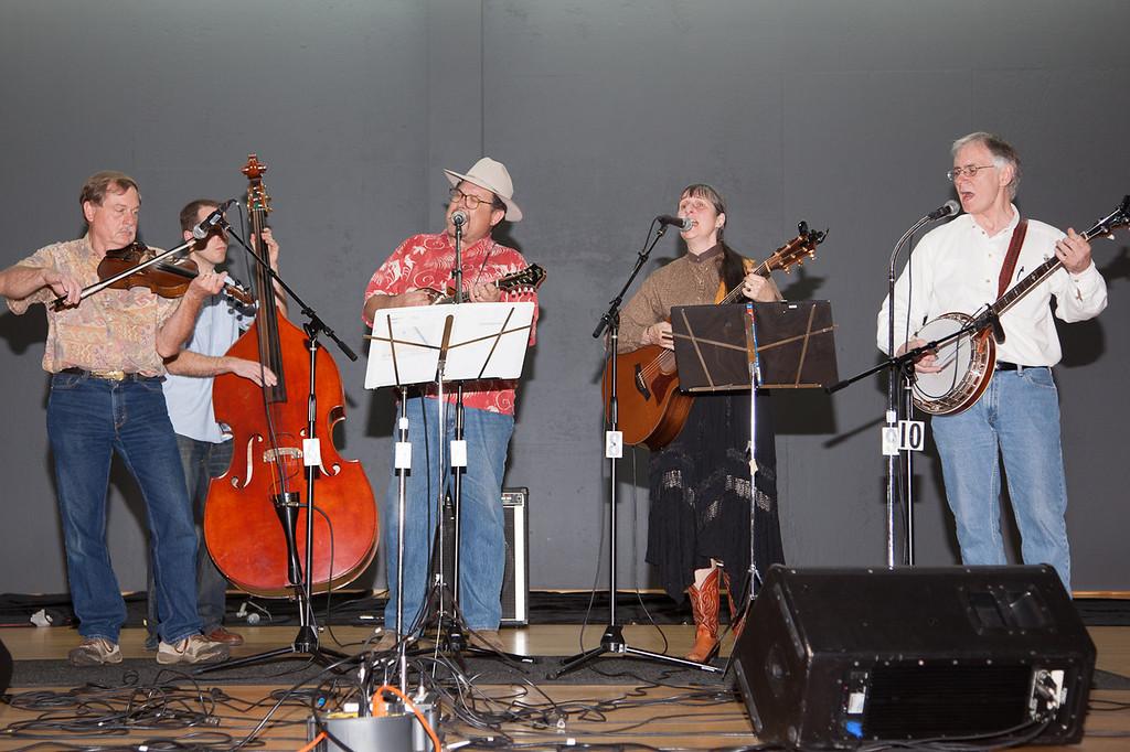 Skyline Bluegrass Band