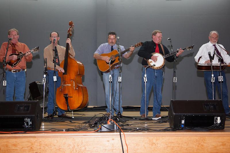 Salt Grass Bluegrass Band