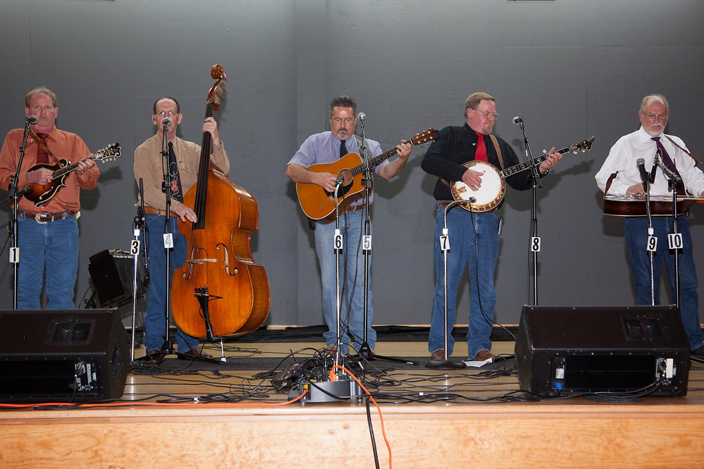 Salt Grass Bluegrass Band
