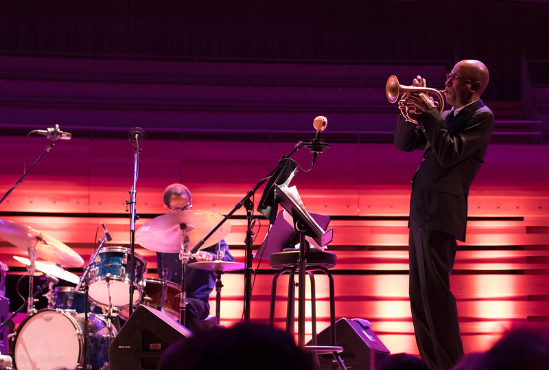 The Joshua Redman Quartet Perform at the Montreal Jazz Festival in 2017