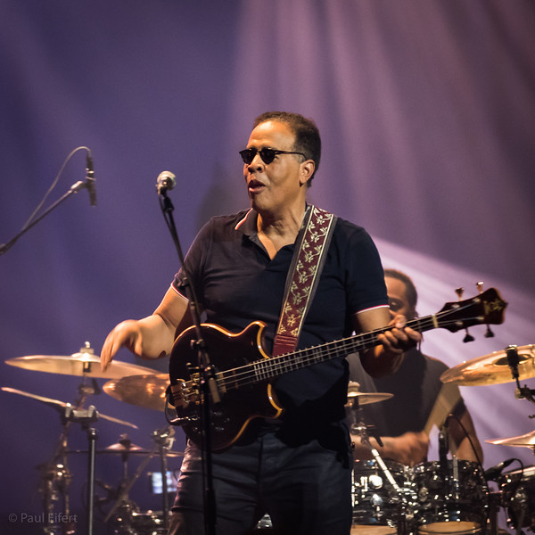 The Stanley Clarke Band performs at the Montreal Jazz Festival 2017