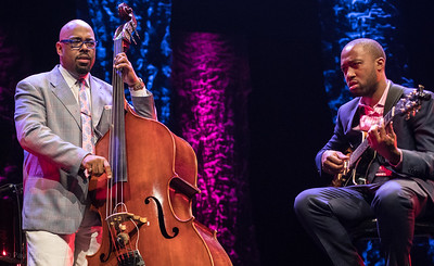 The Christian McBride Trio Perform at the Montreal Jazz Festival  in 2017
