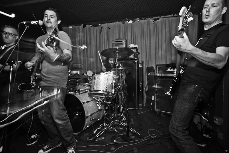 Mooneater @ The Hemlock 10/7/11